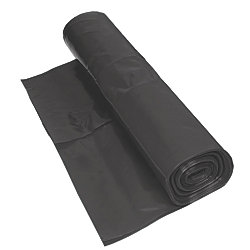 Visqueen - All-Weather Polyethylene Black Sheeting