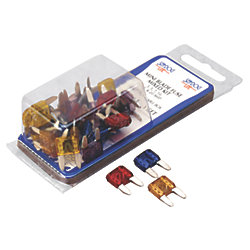 MINI BLADE FUSE MIXED KIT