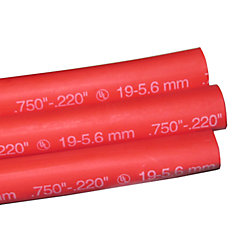 8-1 48INL HEAT SHRINK RED