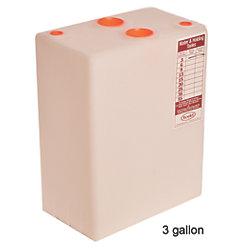 3 GAL WATER & HOLDING TANK