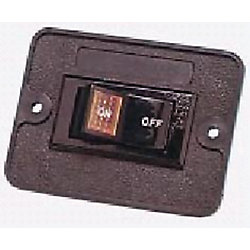 SPST SWITCH PANEL OFF/ON/UNLIGHTED