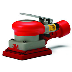 3X4IN ORB CENTRAL VAC SANDER
