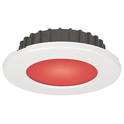 "2-7/8"" Hatteras PowerLED Recessed SS Flood Light"
