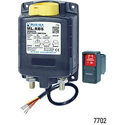 24V 500A ML SERIES REMOTE BATTERY SWITCH