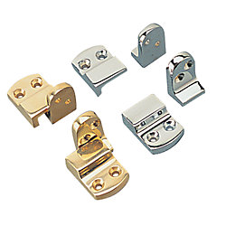 CHROME BRASS LADDER LOCKS *PR*
