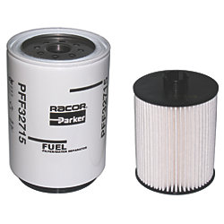 MaxxForce V8 Element Fuel Filter Kit