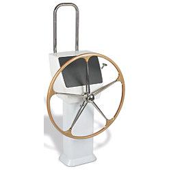 Chain & Wire Vision 490 Series Steering Pedestal - MV Models