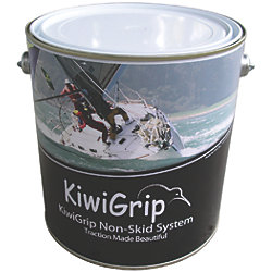 GAL. KIWI GRIP NON SKID LIGHT BLUE