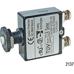32V 40A PUSH BUTTON CIRCUIT BREAKER