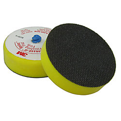 3IN HARD FINESSE-IT ROLOC BACKING PAD