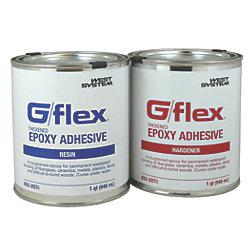 655 G/flex Thickened Epoxy Adhesive