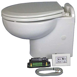 12V ELEGANCE TOILET WHT FRESH WATER