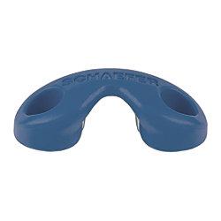 SCH 77-07-BLU PLASTIC CAM FAIRLEAD BLUE