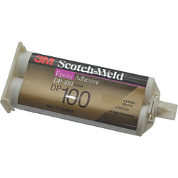 1.7OZ CLR SCOTCH-WELD ADHESIVE DP100