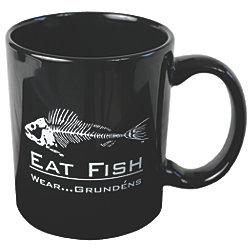 Eat Fish Ceramic Mug