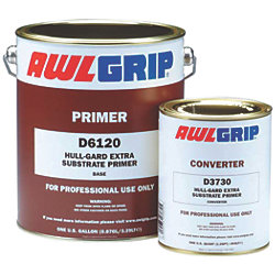 Hullgard Extra 2-Part Epoxy Primer - Base Only