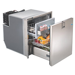 DRAWER 65 FROST FREE FRIDGE SS