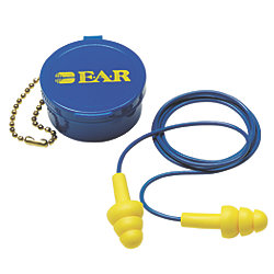 ULTRAFIT CORDED EARPLUG W/CASE (PR)