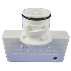Cuno Water Filter Bypass Plug