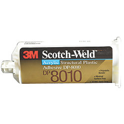 1.2OZ PNK SCOTCH-WELD DP8010NS