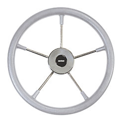 STEERING WHEEL FOAM GREY 14