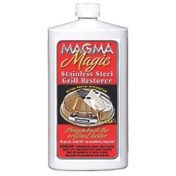 Magic Grill Restorer and Cleaner