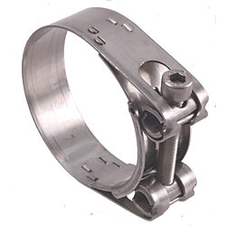316SS TRUNNION CLAMP 3-13/16 TO 4-1/8IN