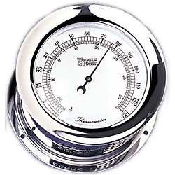 THERMOMETER  CHROME ATLANTIS