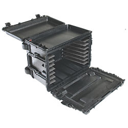 0450ND BLK TOOL CASE NO DRAWERS