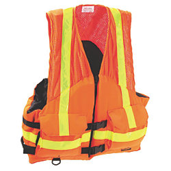 i424 Work Zone Gear Vest