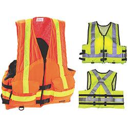 i424 Work Zone Gear Vest