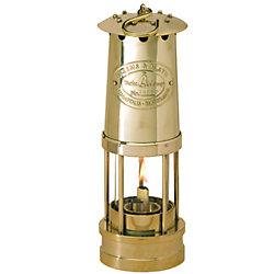 CHROME OIL YACHT LAMP