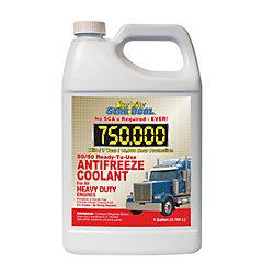 GA 750,000 MILE EG ANTIFREEZE-50/50