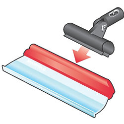 Flexible Water Blade