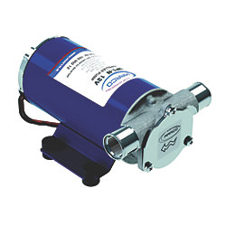 UP1-N 12V RUBBER IMPELR BILGE/WASTE PUMP