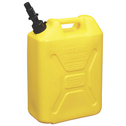 5.3G CARB JERRY CAN YELLOW DIESEL
