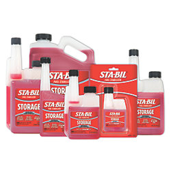 STA-BIL FUEL STABILIZER  4 OZ.
