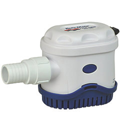 12V 1100GPH RULE-MATE AUTO BILGE PUMP