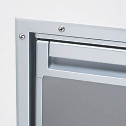 FLUSH MOUNT FRAME- SILVER