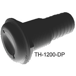 Thru-Hull Fittings - Straight