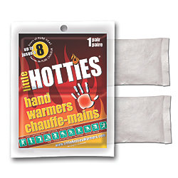 Discontinued: Disposable Heat Packs