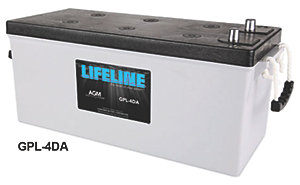 AGM Batteries from Lifeline