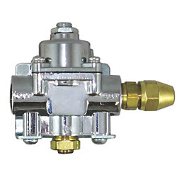 In Line Fuel Pressure Regulator