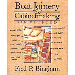 BOAT JOINERY & CABINETMAKE SIMP.