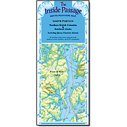 NORTH INSIDE PASSAGE - FOLDED