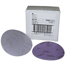Hookit™  Imperial™ Purple Film Discs - 360L