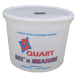 5QT MIX N MEASURE CONTAINER