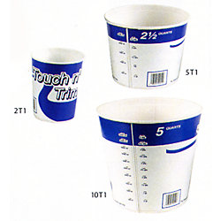 QT PAPER TOUCH N TRIM CONTAINER