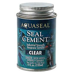 4 OZ CAN SEAL CEMENT BLK