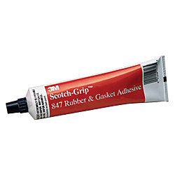 Scotch-Grip Rubber And Gasket Adhesives - 3M